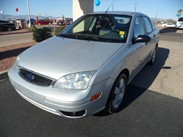 2005 Ford Focus ZX4 SES Stock#:U1470940A