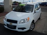 2010 Chevrolet Aveo LT Stock#:U1475460