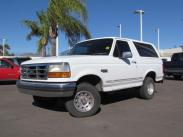 1994 Ford Bronco XLT 4WD Stock#:W1275650A