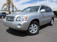 2002 Toyota Highlander  Stock#:W1371770