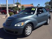 2006 Chrysler PT Cruiser Conv Stock#:W1374190