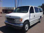 2001 Ford Econoline Wagon E-350 Super Ext Stock#:W1374300