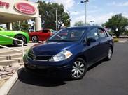 2011 Nissan Versa 1.8 S Stock#:W1573380