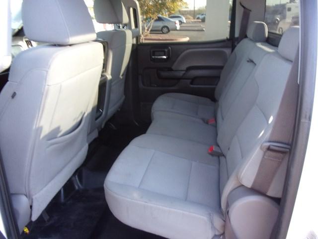 2017 Chevrolet Silverado 1500 Crew Cab – Stock #BU207060