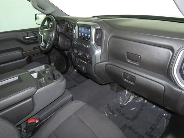 2019 Chevrolet Silverado 1500 LT Crew Cab – Stock #T2077990