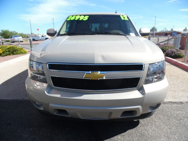 used 2012 chevrolet tahoe lt stock u1575240 chapman. Black Bedroom Furniture Sets. Home Design Ideas