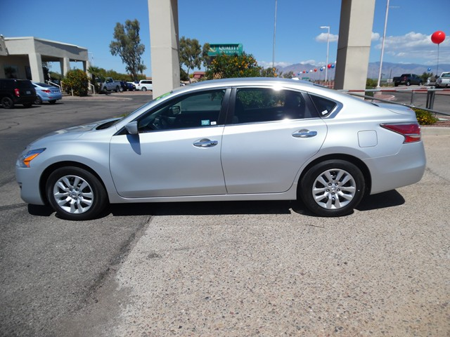 used 2015 nissan altima 2 5 sl for sale stock u1671330 audi of tucson. Black Bedroom Furniture Sets. Home Design Ideas