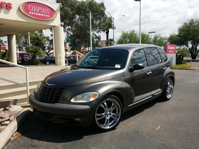 2002 Chrysler PT Cruiser Limited Edition Stock#:W1673640