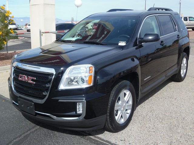 2016 GMC Terrain SLE-2 14109 miles Satellite communications OnStar Electronic messaging assistan