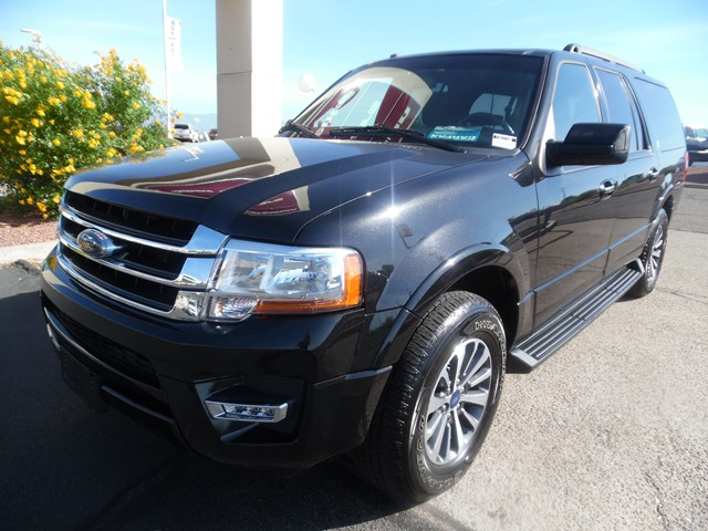 2015 Ford Expedition EL XLT 41302 miles Wireless data link Bluetooth Electronic messaging assist
