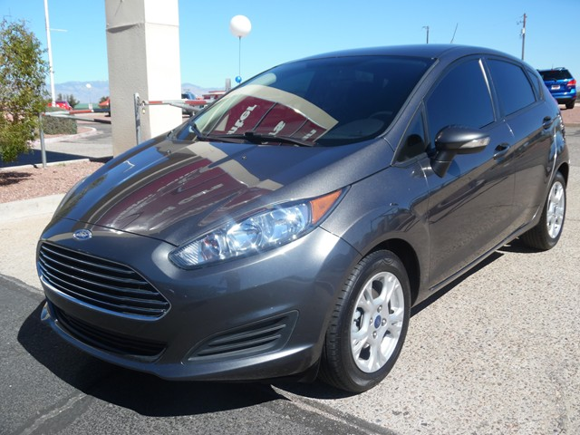 2015 Ford Fiesta SE 56394 miles Electronic messaging assistance with read function Wireless data