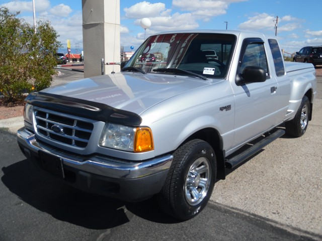 2003 Ford Ranger XLT Appearance Extended Cab 107458 miles Cruise control Power door locks Steer