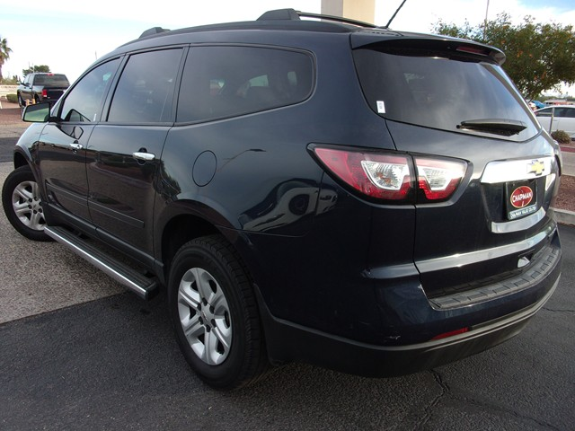 2015 Chevrolet Traverse LS – Stock #U1977130