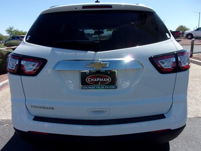 2017 Chevrolet Traverse LS – Stock #U2072540