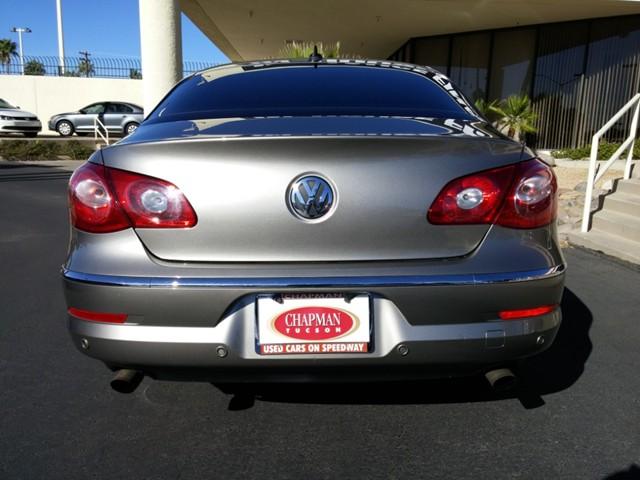 2009 Volkswagen Cc Vr6 4motion In Tucson Stock W1475020