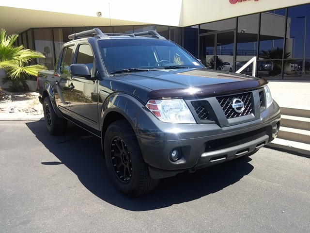 used 2010 nissan frontier pro 4x crew cab stock w1671160 chapman automotive group. Black Bedroom Furniture Sets. Home Design Ideas