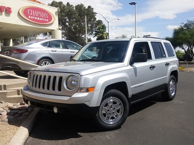 used 2012 jeep patriot sport stock w1671610 chapman. Black Bedroom Furniture Sets. Home Design Ideas
