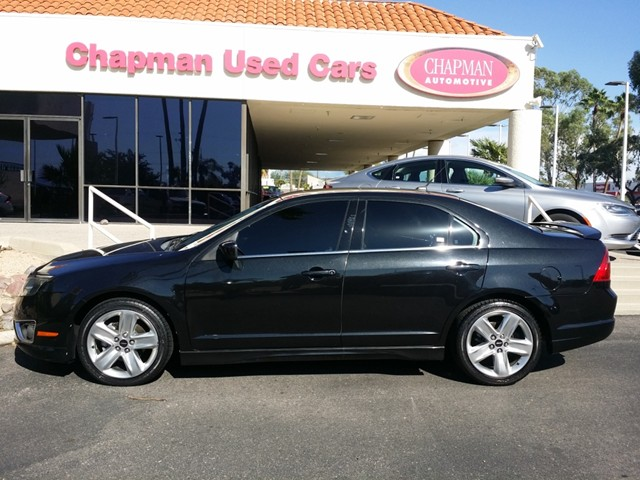 used 2010 ford fusion sport for sale stock w1673950 mercedes benz of tucson. Black Bedroom Furniture Sets. Home Design Ideas