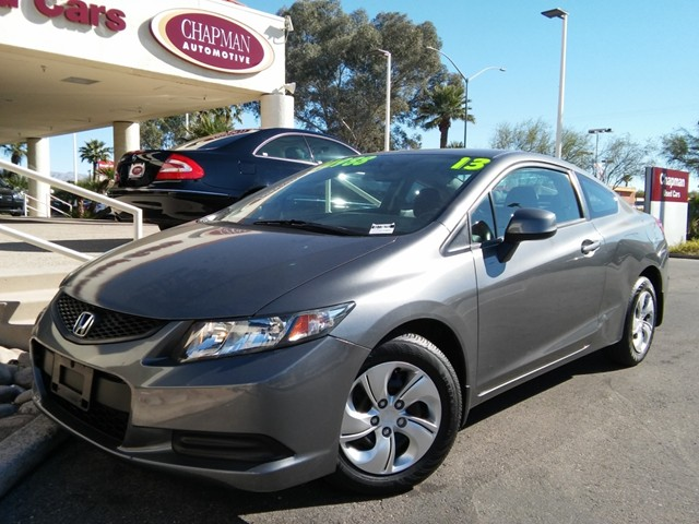 2013 Honda Civic LX 20416 miles Wireless data link Bluetooth Electronic messaging assistance wit