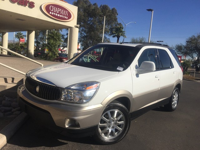 2005 Buick Rendezvous CX 51099 miles 2619 HighwayCity MPG Cruise control Anti-theft system a