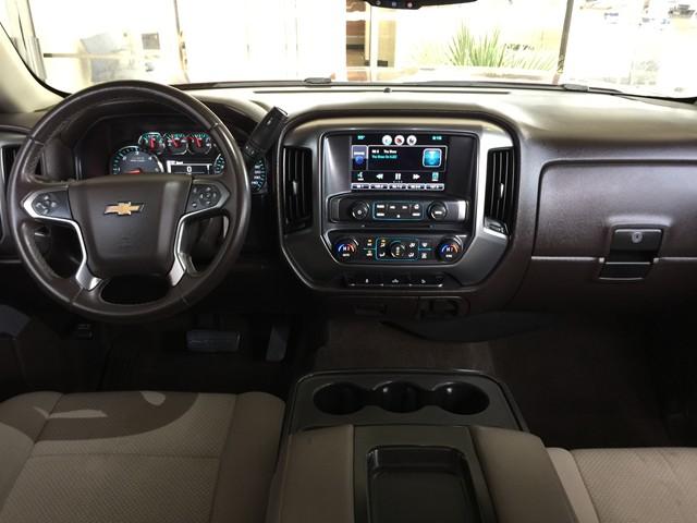 2014 Chevrolet Silverado 1500 LT Crew Cab – Stock #W1977050A