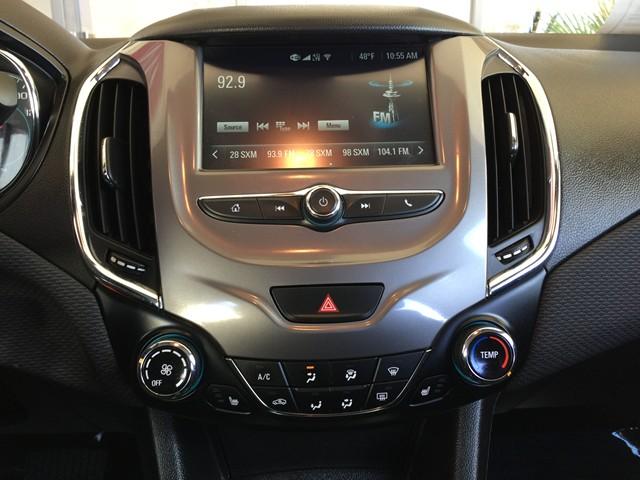 2018 Chevrolet Cruze LT – Stock #W1977340