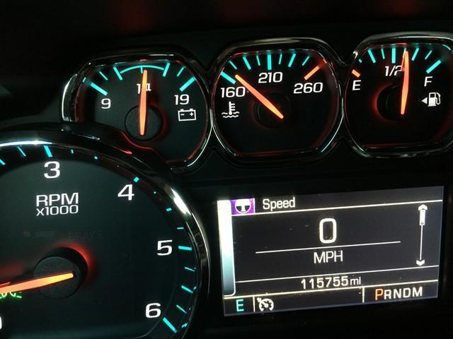 2014 Chevrolet Silverado 1500 LT Extended Cab – Stock #W2070190