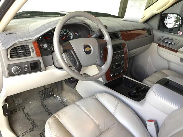 2011 Chevrolet Silverado 1500 LTZ Crew Cab – Stock #W2070370
