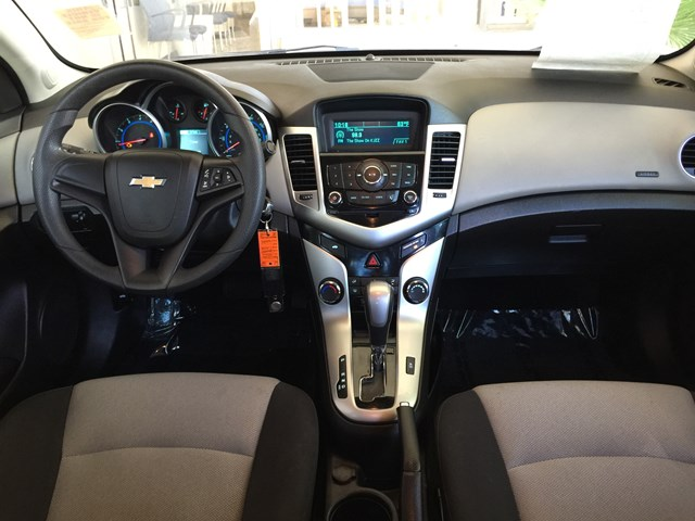 2016 Chevrolet Cruze Limited LS – Stock #W2071290