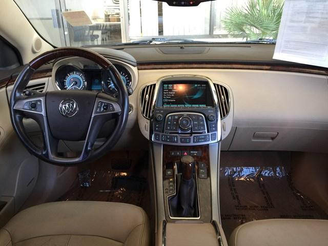2011 Buick LaCrosse CXS – Stock #W2071700