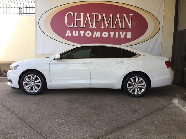2017 Chevrolet Impala LT – Stock #W2071780