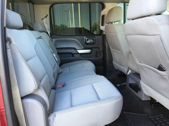 2016 Chevrolet Silverado 1500 LT Crew Cab – Stock #W2073090