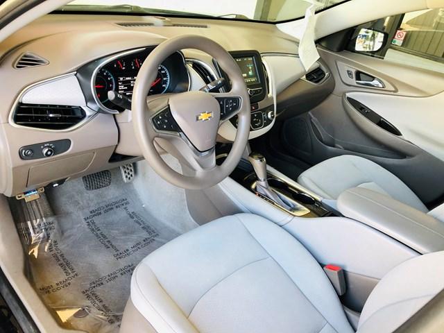 2017 Chevrolet Malibu LT – Stock #W2075570