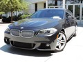 2012 BMW 5-Series 550i M Sport Pkg Nav