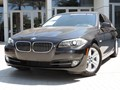 2012 BMW 5-Series 528i Nav