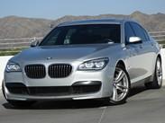 2014 BMW 7-Series 750Li Exec/M Sport/Sport Pkg Nav