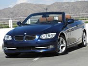 2013 BMW 3-Series Conv 335i Prem Pkg Nav