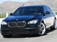 2015 BMW 7-Series 740i Exec/M Sport Pkg Nav