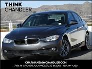 2016 BMW 3-Series Sdn 320i
