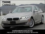 2012 BMW 5-Series 535i xDrive Prem/Tech Pkg Nav