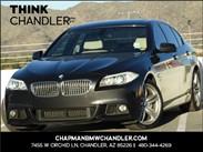 2012 BMW 5-Series 550i Nav