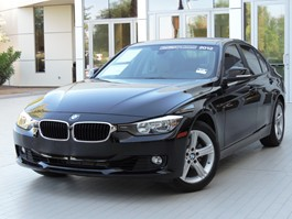 2012 BMW 3-Series Sdn