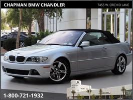 2004 BMW 3-Series Conv