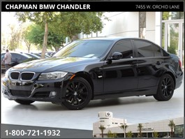 View the 2011 BMW 3-Series Sdn