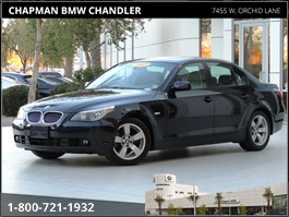 View the 2007 BMW 5-Series