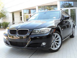 2011 BMW 3-Series Sdn