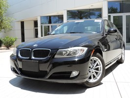 2010 BMW 3-Series Sdn
