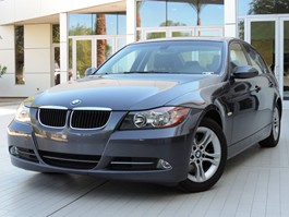 2008 BMW 3-Series Sdn