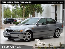 2005 BMW 3-Series Sdn
