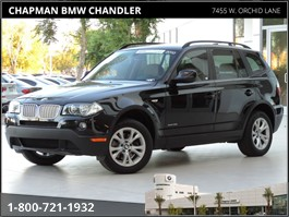 View the 2010 BMW X3